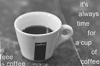 fotografia reklamowa: filiżanka kawy