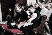 Chrzciny: już w Kościele