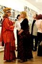 Fotografia eventowa - wystawa B.Hanuszkiewicz, rozmowy o sztuce