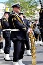 Fotografia reportażowa- 3 maja 2011 w Gdyni - Orkiestra Marynarki Wojennej