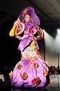 Fotografia mody: Fashion Designer Awards 2009, kolorowa suknia