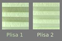 Fotografia produktowa: różnokolorowe plisy