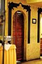 Fotografia wnętrza: stylowe drzwi