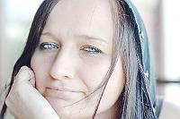 Sesja zdjeciowa: portret Justyny, wersja kolorowa