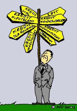 ilustracja: jaki wybrać kredyt