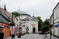 Skierniewice: Kościół Św. Jakuba