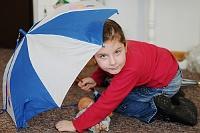 Fotografia dzieci: A może zabawa w deszcz