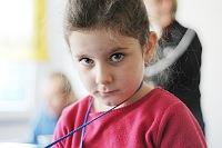 Fotografia dzieci: No to się już napozowałam