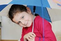 Fotografia dzieci: Nie zmoknę