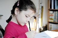 Fotografia dzieci: no to rysuję
